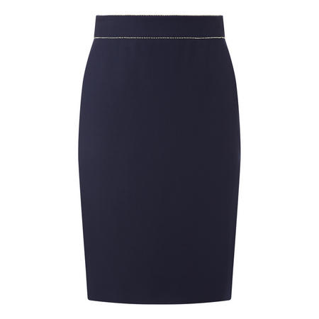 Rindia High Waist Pencil Skirt