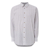 Multi Dot Print Shirt