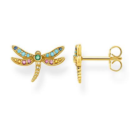 Dragonfly Ear studs