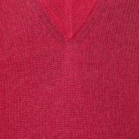 Mohair V-Neck Sweater