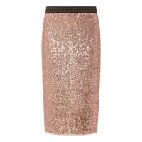 Sequin Slip Skirt