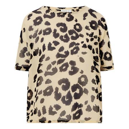Dasha Leopard Top