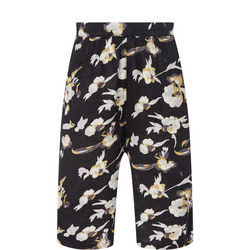 Sable Culotte Trousers