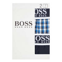Two-Pack Woven Boxer Shorts