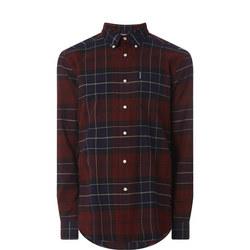 Highland Tartan Print Shirt