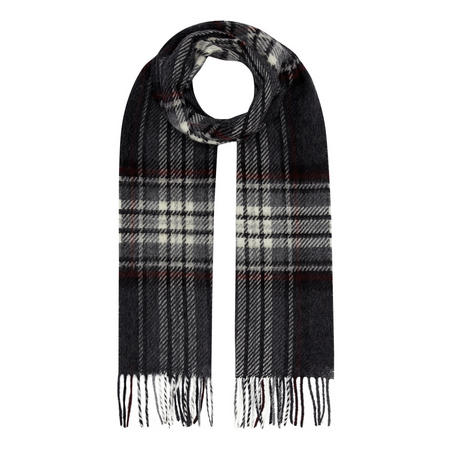 Lowerfell Check Scarf
