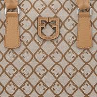 Logo Fantastica Medium Shoulder Bag