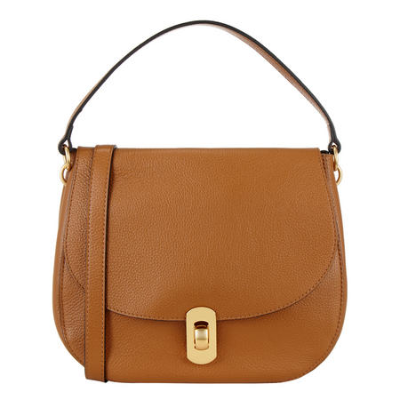 Zaniah Saddle Shoulder Bag