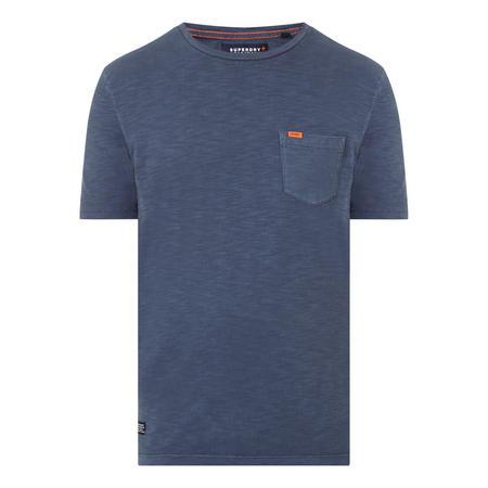 Vintage Pocket Crew T-Shirt