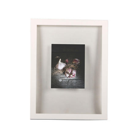 Window Frame White 30x40cm