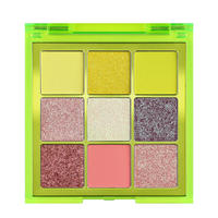 Neon Obsessions Palette Green