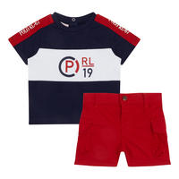 Kids Two-Piece T-Shirt & Short Set