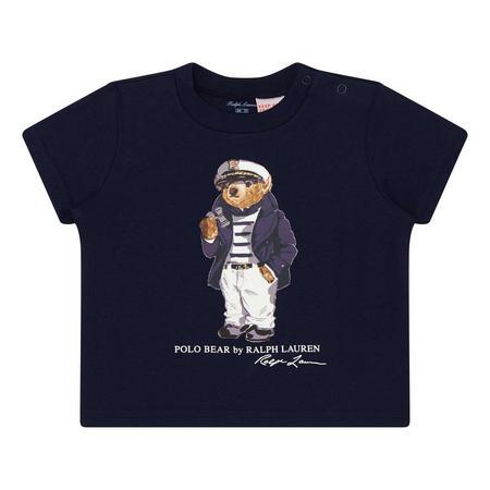 Boys Sailor Teddy Bear T-Shirt