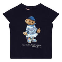 Girls Teddy Bear T-Shirt