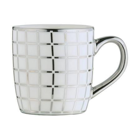 Lattice Mug Platinum