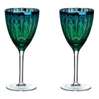 Peacock Wines Set of Two