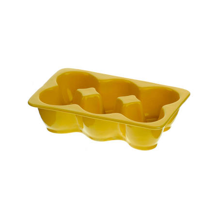 Egg Crate Yellow