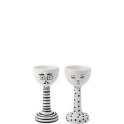 Looking Good Set of 2 Egg Cups