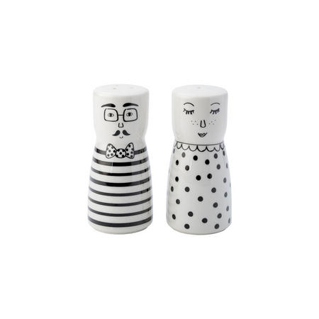 Looking Good Salt & Pepper Shaker Set