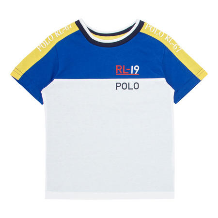 RL-19 Colour Block T-Shirt