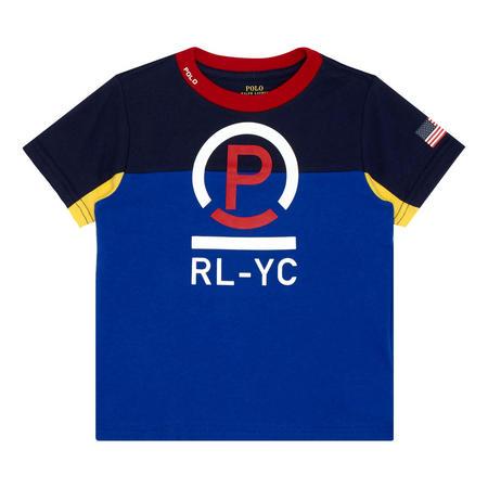 Large P T-Shirt