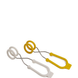 O Tongs Egg Boiling Set of Two