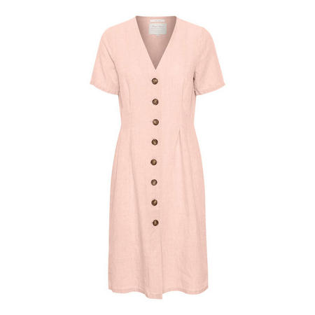 Raymonda Button Front Dress