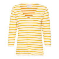 Dosta Crop Sleeve T-Shirt