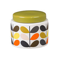 Multi Stem Small Storage Jar