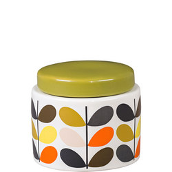 Multi Stem Small Storage Jar