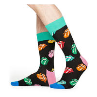 Rolling Stones Paint It Bright Socks