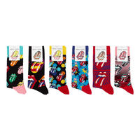 Six-Pack Rolling Stones Socks