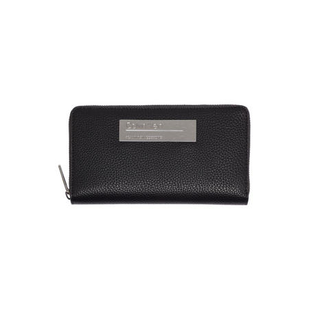 Sided Large Zip Around Wallet