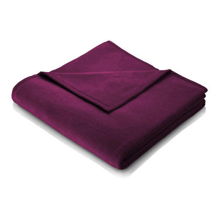 Blanket Cotton Berry