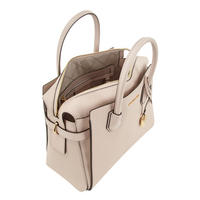 Mercer Belted Medium Satchel