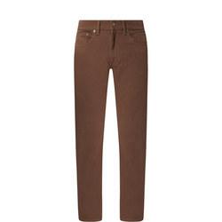 Regular Fit Twill Jeans
