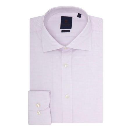 Pindot Print Shirt