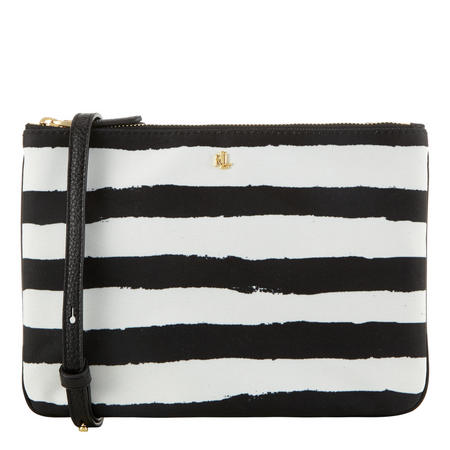 Striped Chadwick Carter Medium Crossbody Bag