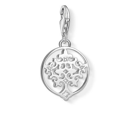Tree Of Life Charm Silver