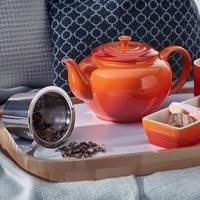 Stoneware Classic Teapot 1.3L Volcanic