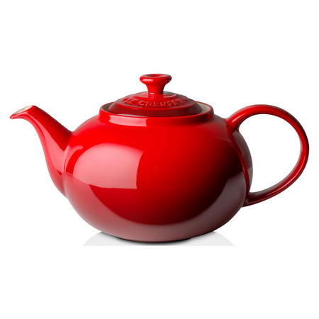 Stoneware Classic Teapot 1.3L Cerise