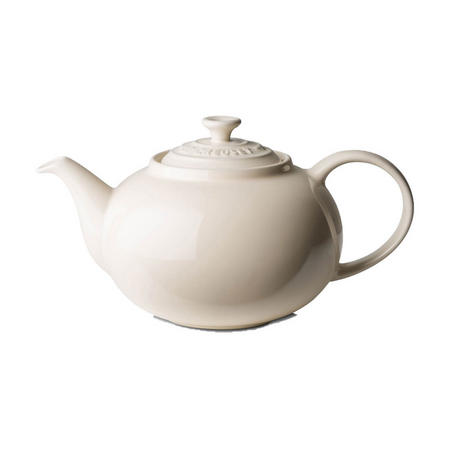 Stoneware Grand Medium Teapot Almond