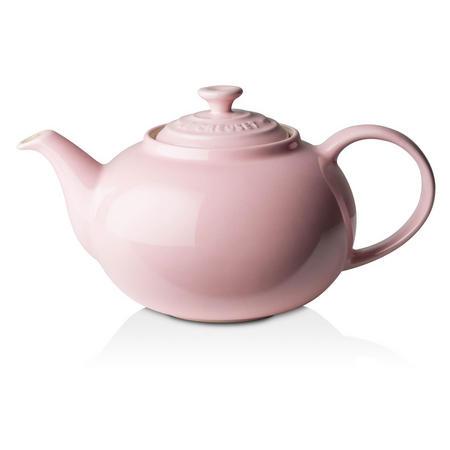 Stoneware Classic Teapot 1.3L Chiffon Pink
