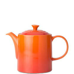 Stoneware Grand Large Teapot Volcanic