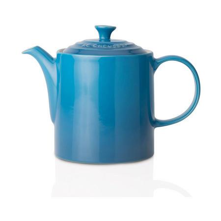 Stoneware Grand Teapot 1.3L Marseille Blue