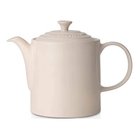 Stoneware Grand Teapot 1.3L Almond