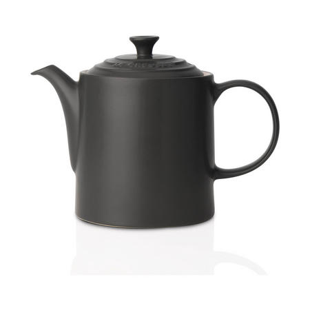 Stoneware Grand Teapot 1.3L Satin Black
