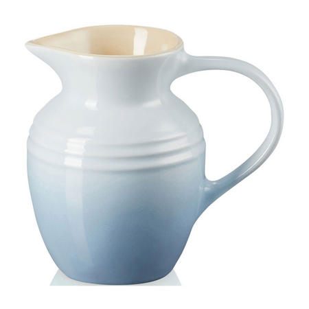 Stoneware Breakfast Jug 600ml Coastal Blue