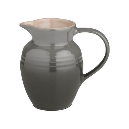 Stoneware Breakfast Jug 600ml Flint