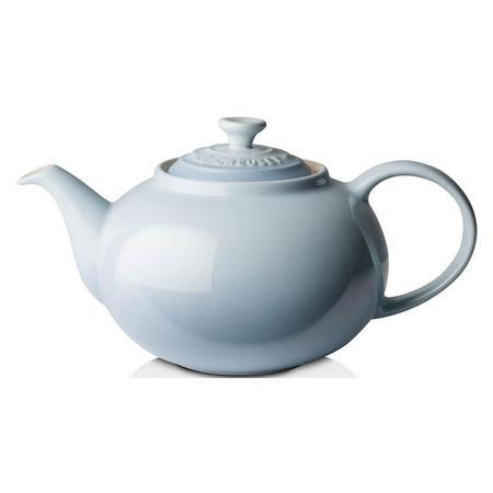 Stoneware Classic Teapot 1.3L Coastal Blue